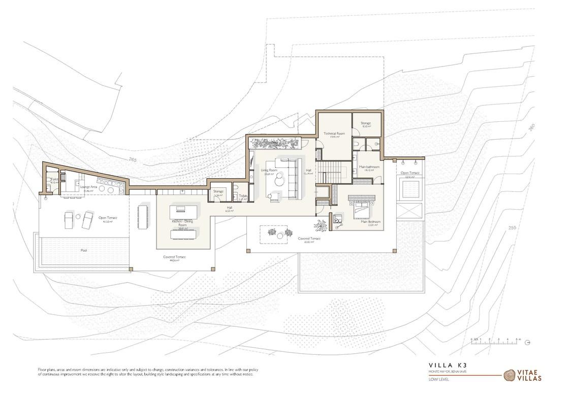 Vitae Villas Spain Andalucia K3 lower level