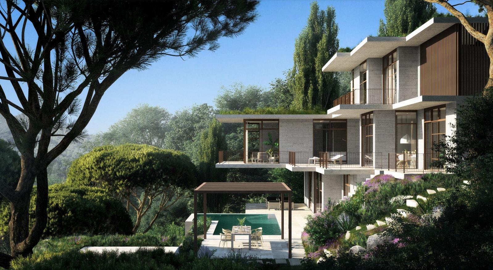 Vitae Villas Spain Andalucia M126 exterior 1