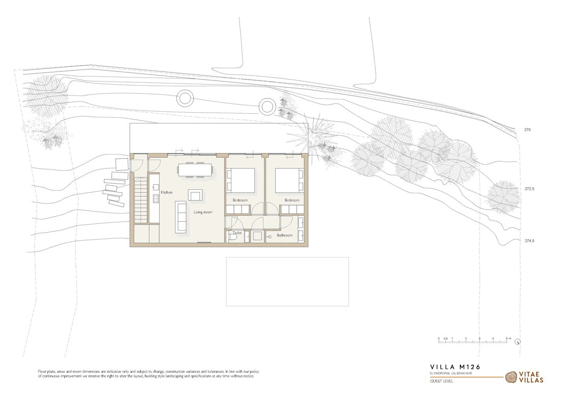 Vitae Villas Spain Andalucia M126 exterior guest area