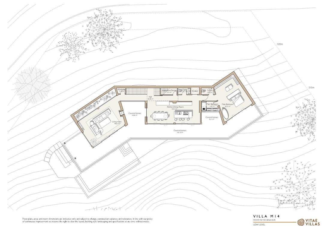 Vitae Villas Spain Andalucia M14 lower level
