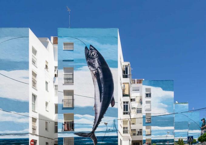 Vitae Villas Spain Andalucia Estepona Street Art