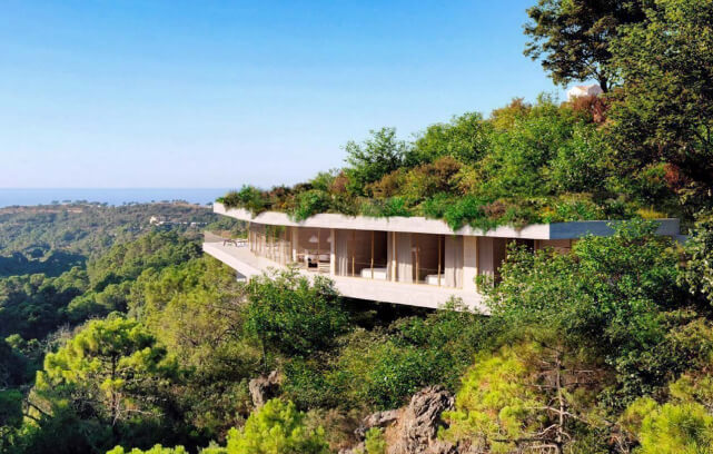 Vitae Villas Spain Andalucia Overhanging Floors