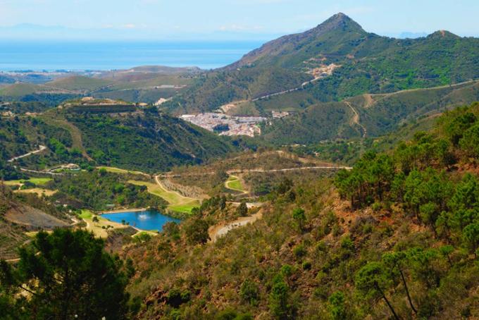 Vitae Villas Spain Andalucia view 2