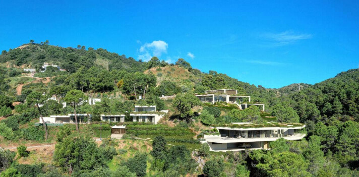 Vitae Villas Spain Andalucia view